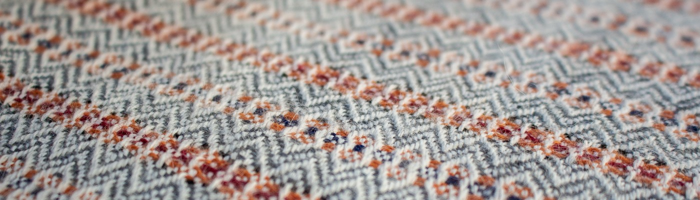 Close up if woven fabric